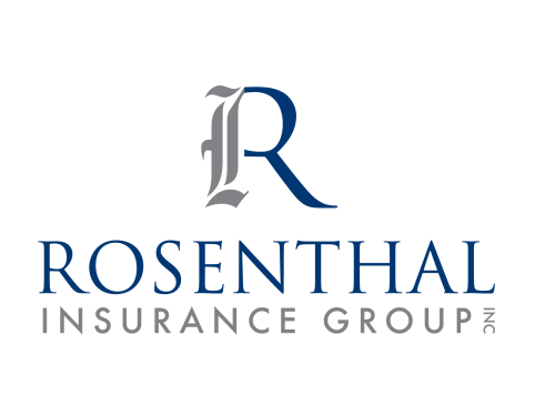 Rosenthal Insurance Group Logo Design.