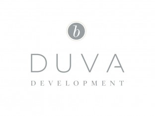 B'Duva Development Real Estate Logo Design