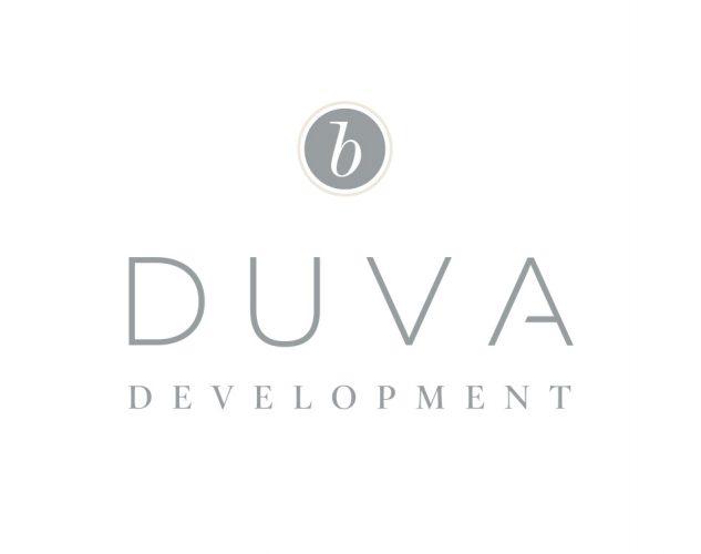 B'Duva Development Real Estate Logo Design