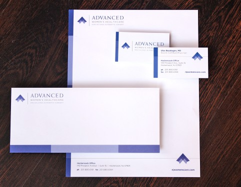 Surgeon Stationery Design
