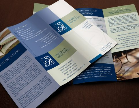 Custom Brochure Design for Smerillo.