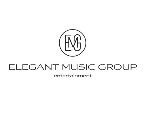 Elegant Music Group Logo Design