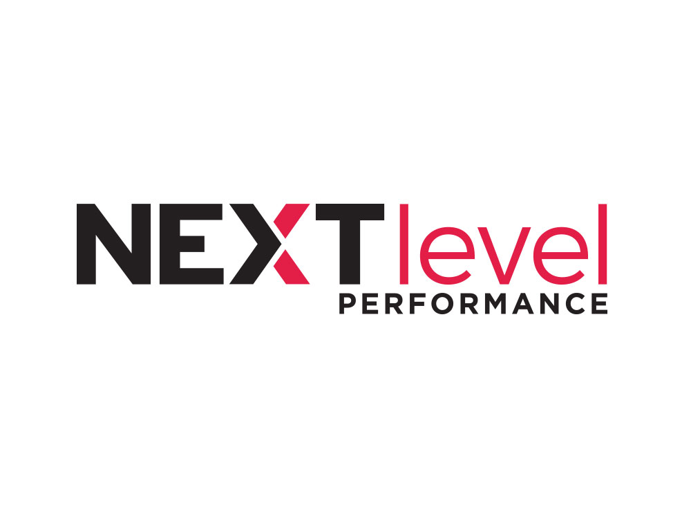 Logo Design For Next Level Performance Splendor Design Group