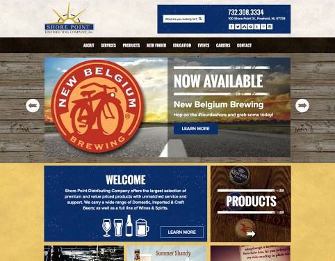 shore point website