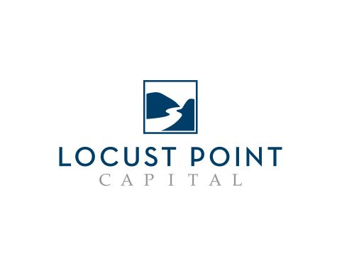 Locust Point Capital Professional Logo Design.