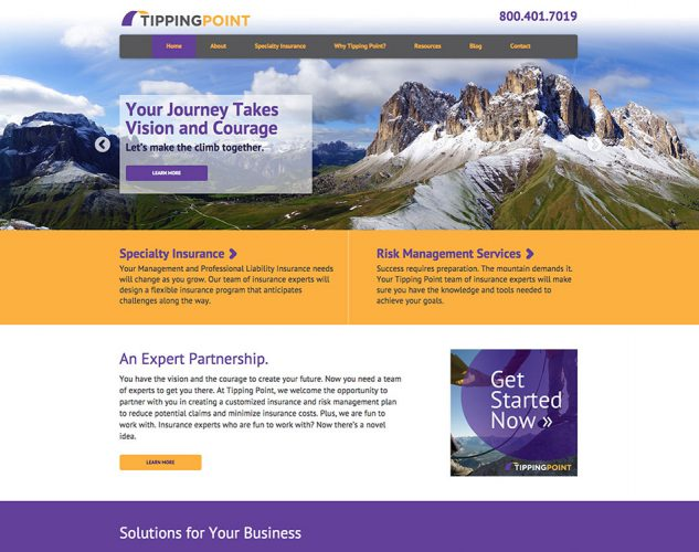 tipping point website.