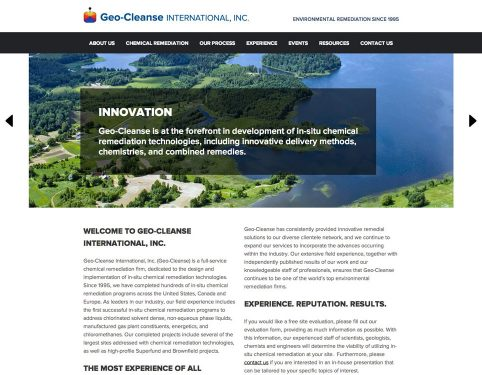 Environmental Web Design