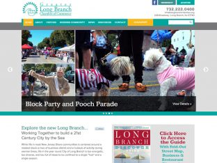 Long Branch Chamber Website
