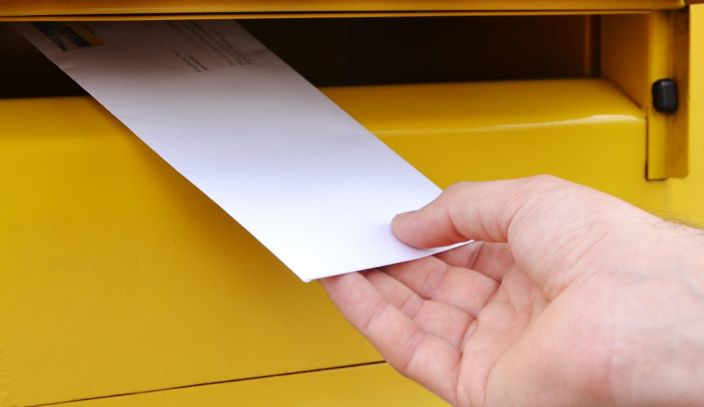 direct mail materials