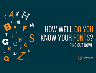how well do you know your fonts quiz