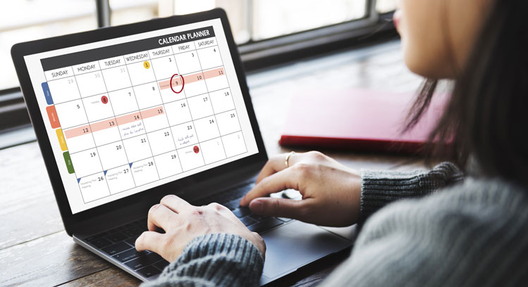content calendar marketing nj