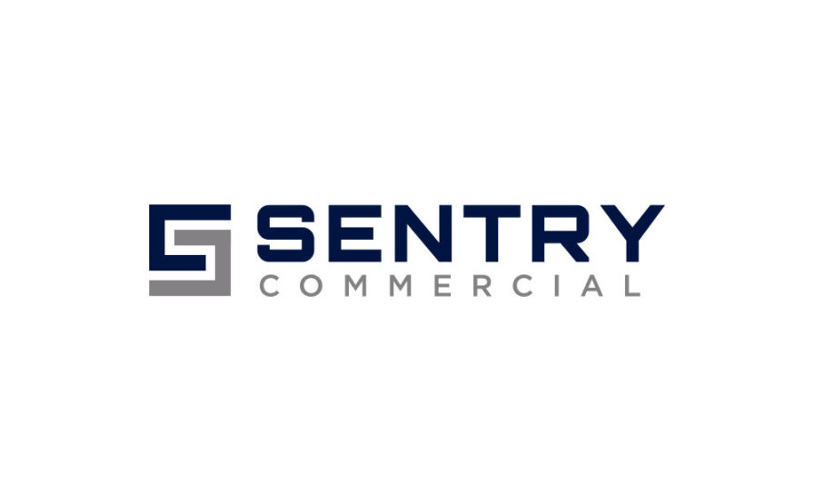 sentry commercial logo