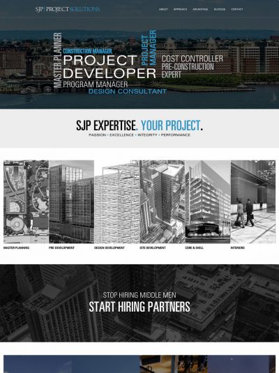 SJP Project Solutions