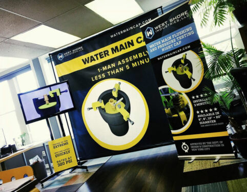 West Shore Exhibit Graphics