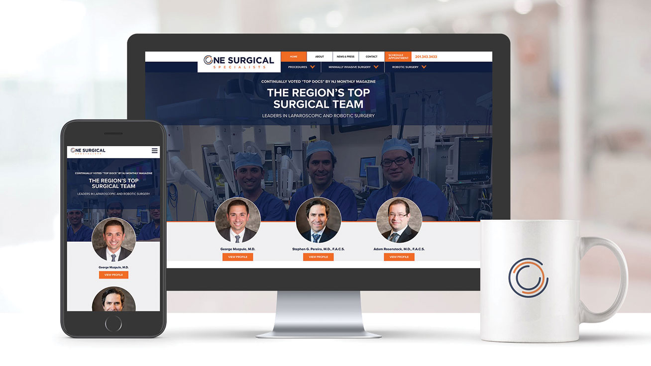 one surgical website