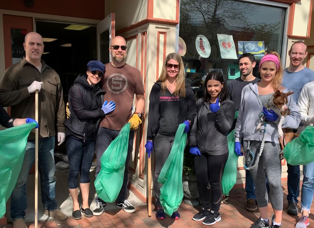 red bank townwide street cleanup