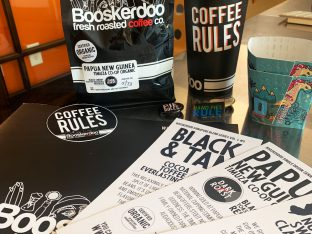 booskerdoo coffee & baking co works with splendor