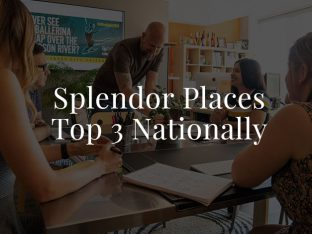 Splendor Among Top 3 Nationally In Website Design Competition.