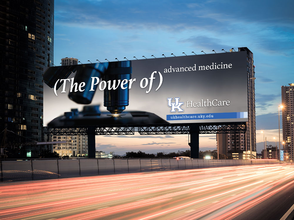 University of Kentucky Billboard