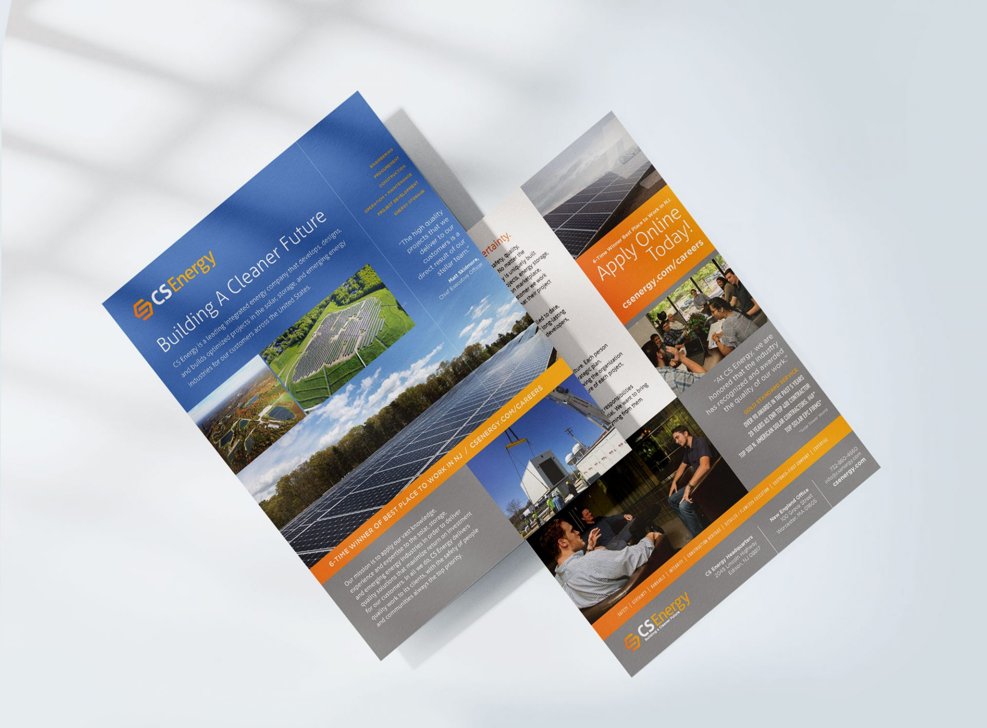 cs energy brochure