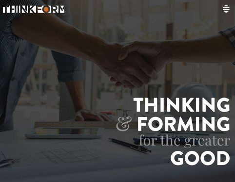 thinkform website