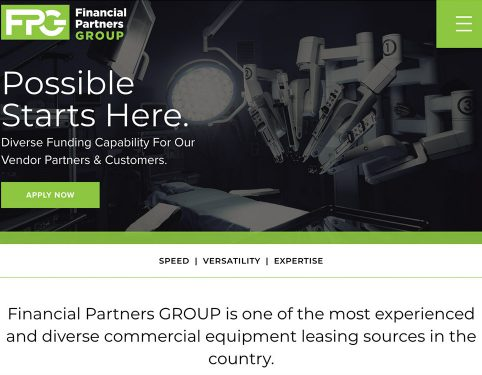 Financial Partners Group website