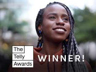 Here Will Get You There Telly Award Winner